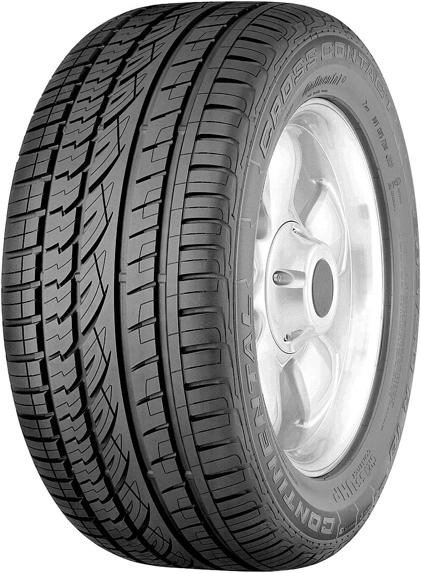Summer tire E//B//73dB 265//50//19 110Y CONTINENTAL CrossContact UHP  XL SUV /& 4X4