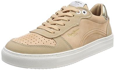 Adams Basses Jeans FemmeChaussures LanaSneakers Pepe JTK3Flc1