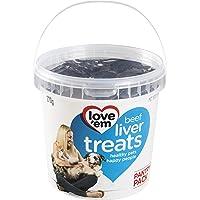 love'em Beef Liver Pantry Pack 270g, 1 Pack