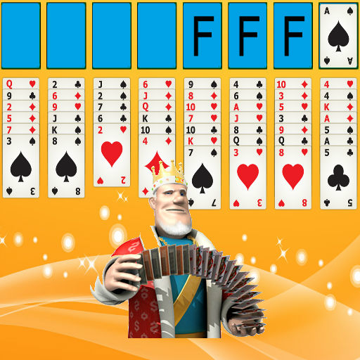 FreeCell Solitaire from Z Apps Studio