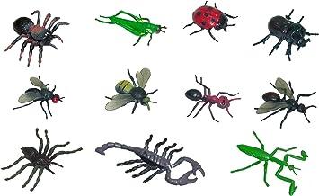 Miniland- Animal Insectos, 12 Piezas en Bote (154190): Amazon.es: Juguetes y juegos