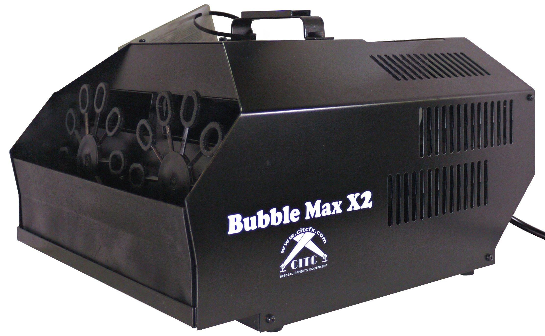 BubbleMax X2 - 2 Wands (120 VAC)