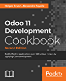 Odoo 11 Development Coobook - Second Edition