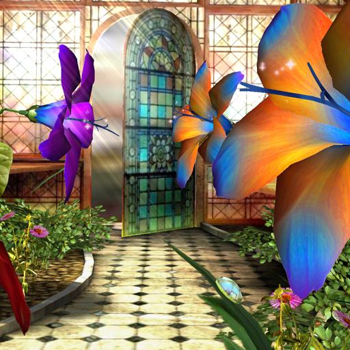 Live Wallpaper Virtual Greenhouse