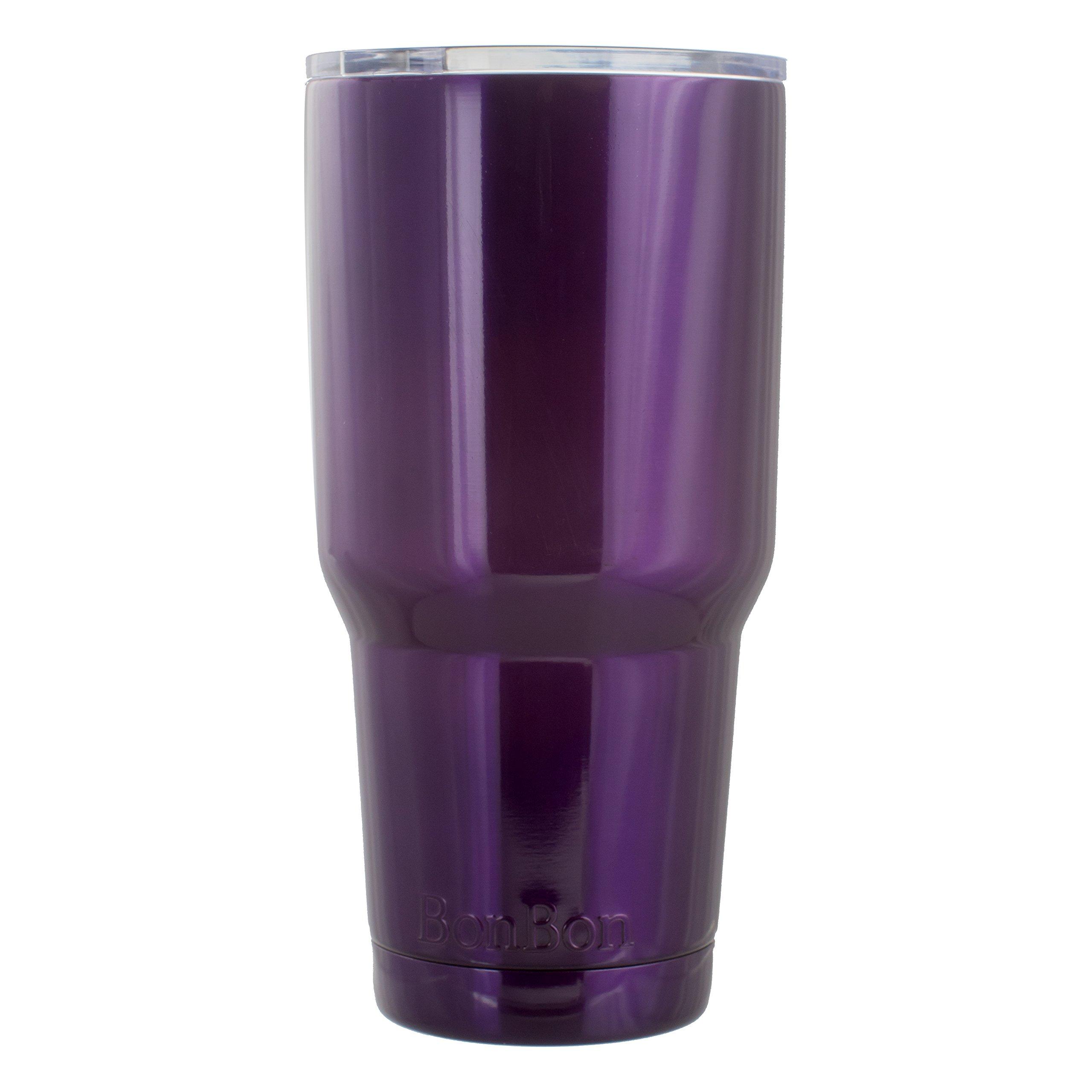 BonBon 30oz Travel Mug Vacuum Insulated Cup (Purple)