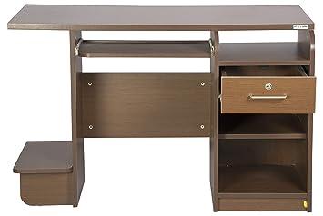 Stylespa Midas V2 1 Drawer Computer Table (Pine Dusk)