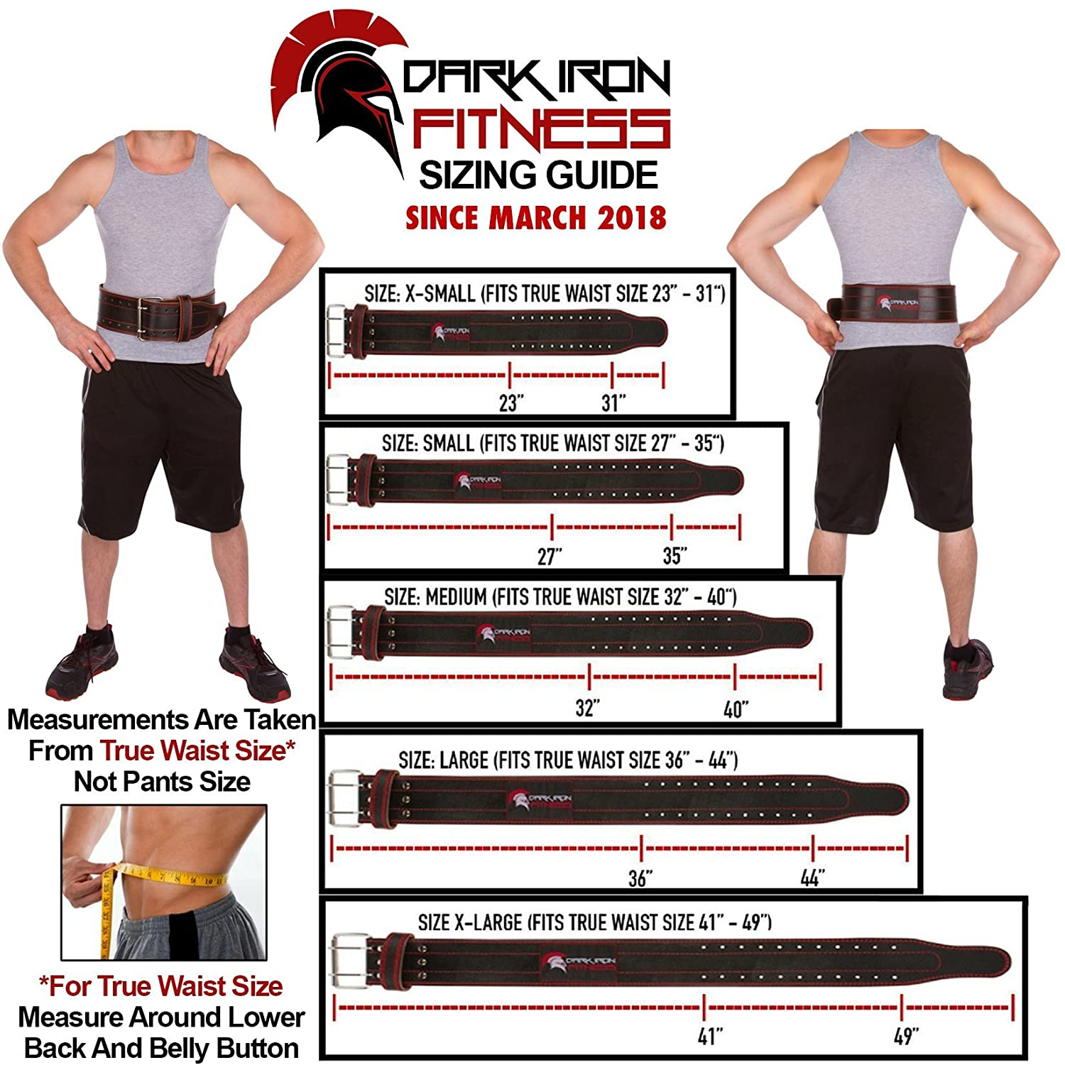 The Top 5 Best Olympic Barbells Worth Buying in 2018 - Dark Iron Fitness weightlifting belt