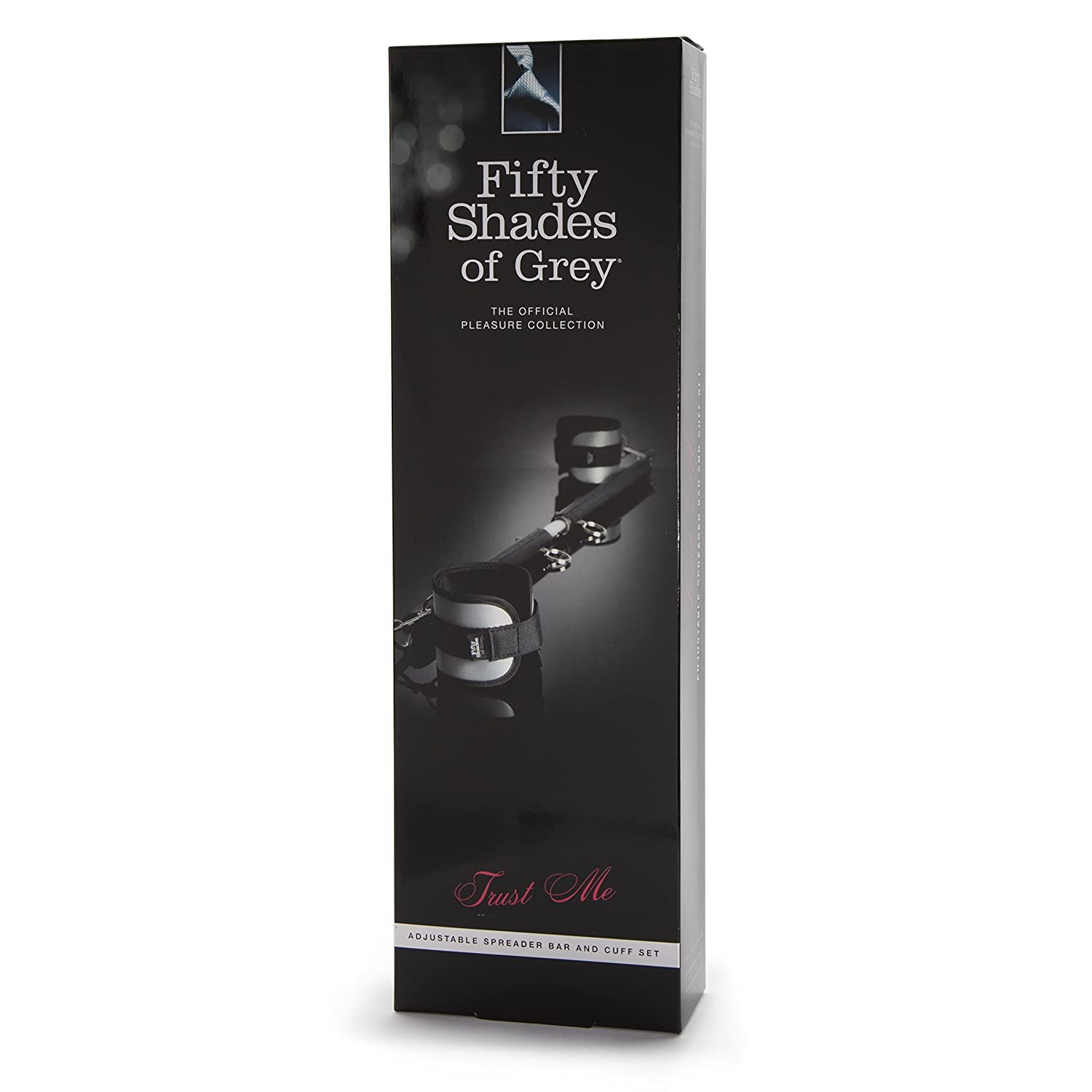 fifty shades of grey book sample fifty shades of grey by e l james  com fifty shades trust me adjustable spreader bar cuffs com fifty shades trust me adjustable spreader