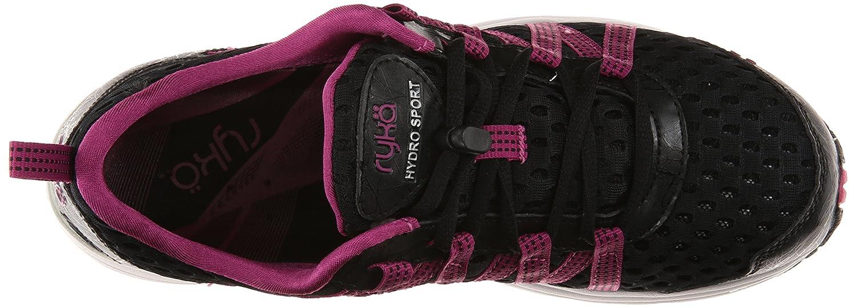 Ryka Women's Hydro Sport Water Shoe Cross-Training Shoe Silver B00ISMFKWK 5.5 B(M) US|Black/Berry/Chrome Silver Shoe 62af2e