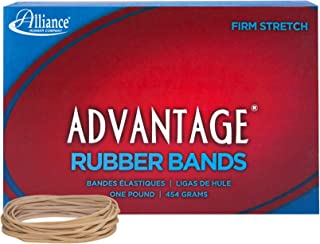 product image for Alliance Advantage Rubber Band Size #19 (3 1/2 x 1/16 Inches), 1 Pound Box (Approximately 1250 Bands per Pound) (26195)