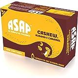 ASAP Almond, Cashew and Caramel Granola Bars, 40g Each (Box of 6)