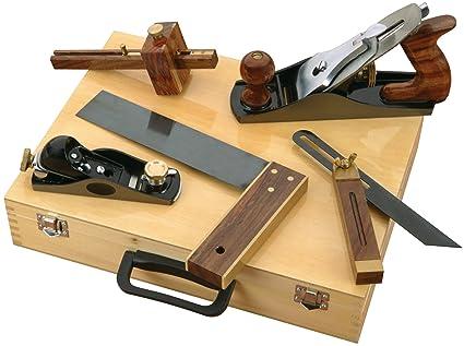 Woodstock D4063 Professional Woodworking Kit 5 Piece