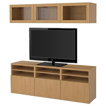 Ikea Besta Tv Storage Combinationglass Doors Lappvikensindvik
