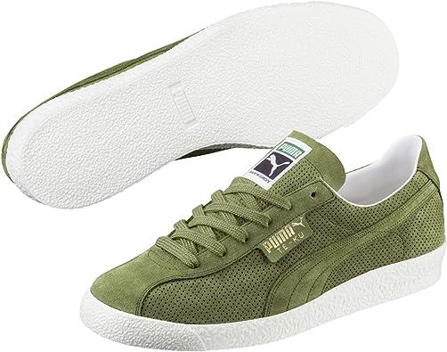 puma scarpe uomo verde