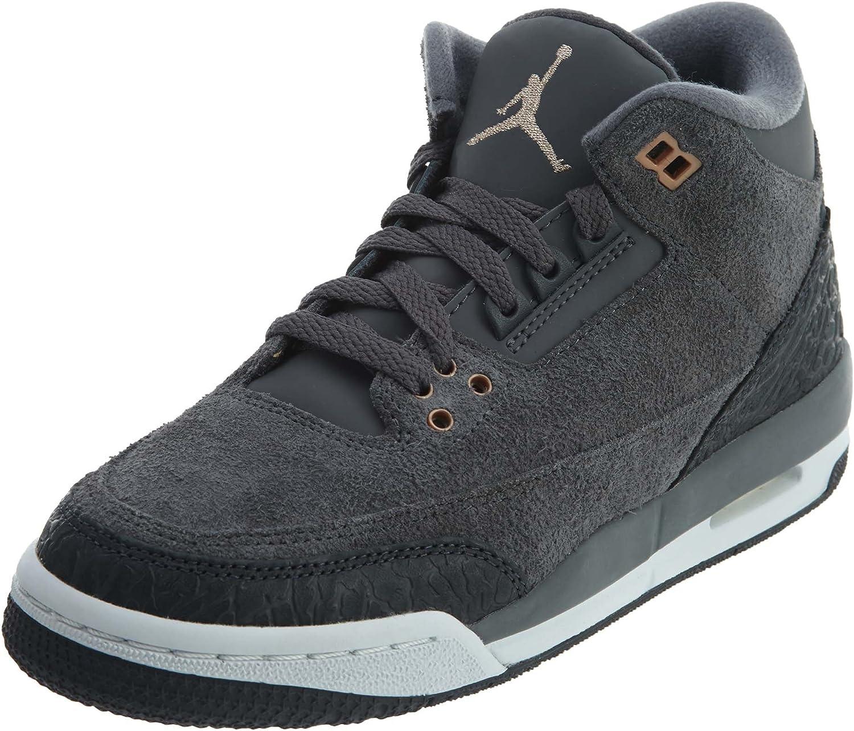 jordan 3 dark grey