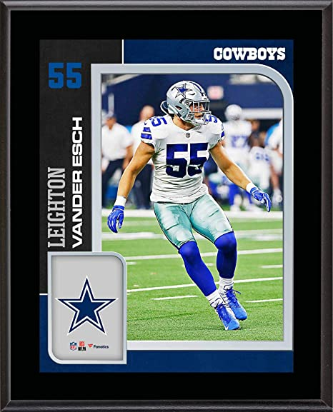 brand new 94266 678a8 Leighton Vander Esch Dallas Cowboys 10.5