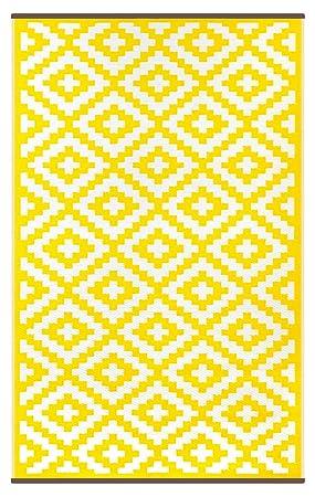 green decore 120 x 180 cm tapis dintrieur et dextrieur rversible en - Tapis Exterieur