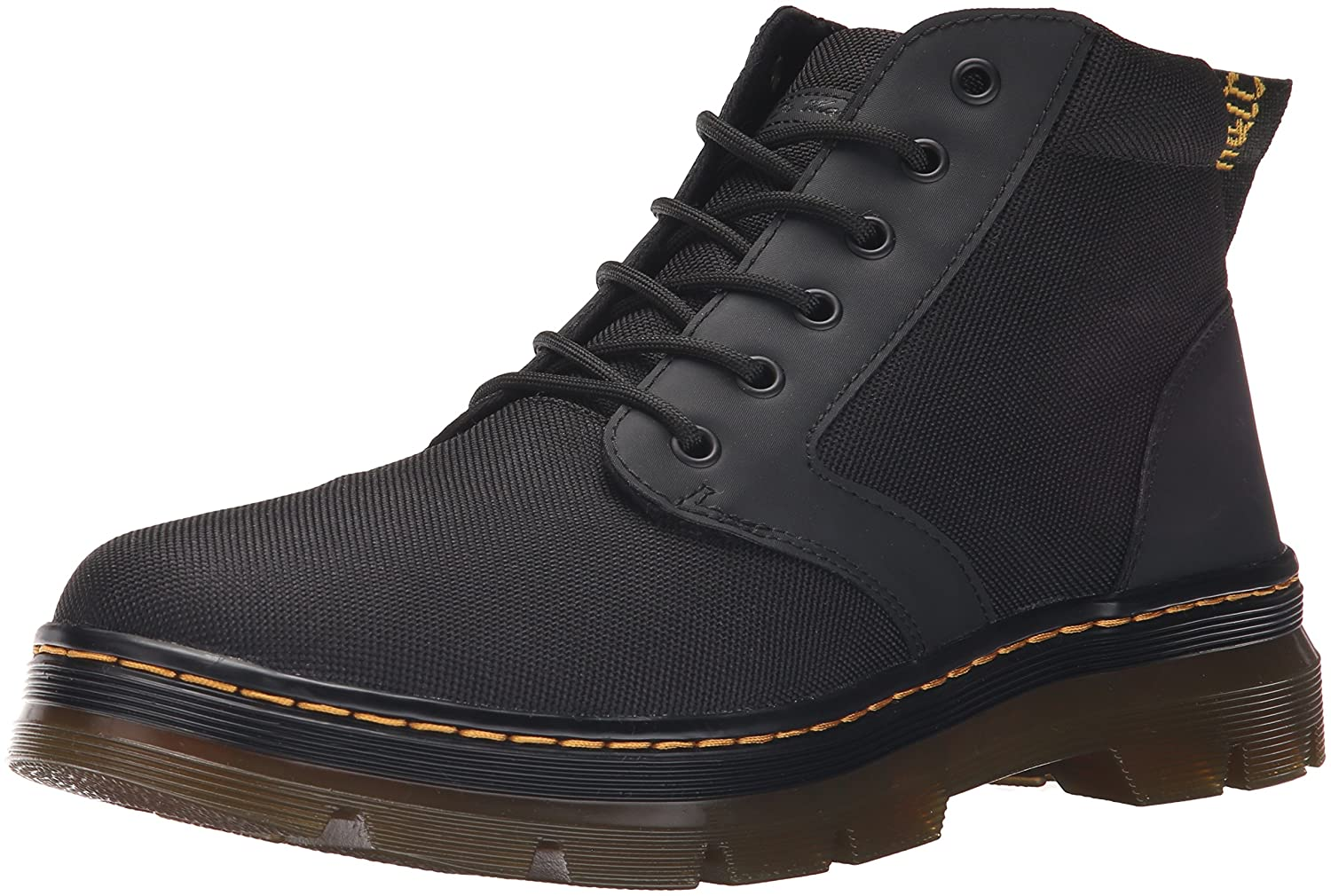 Dr. Black Martens Bonny, B074ZJX5HV Bottines de Ville Mixte Adulte Extra Noir (Black Extra Tough Nylon & Black Rubbery 001) 414a9b4 - shopssong.space