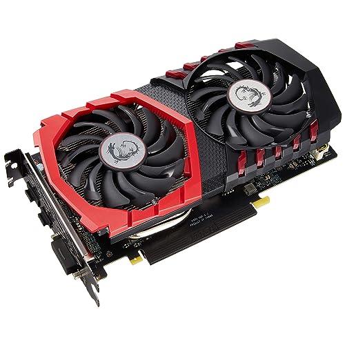 MSI GeForce GTX 1050 Ti Gaming X 4G Tarjeta gráfica refrigeración Twin Frozr Vi 4 GB Memoria GDDR5
