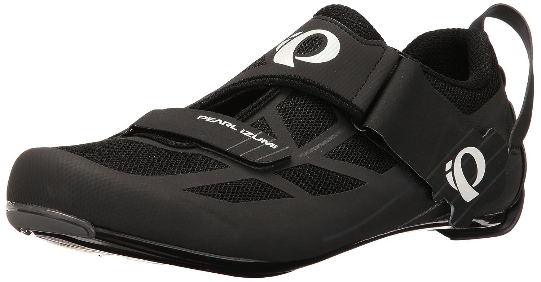 Pearl iZUMi Men's Tri Fly Select v6 Cycling Shoe B01GH94VY8 45 EU/10.8 D US Black/Shadow Grey