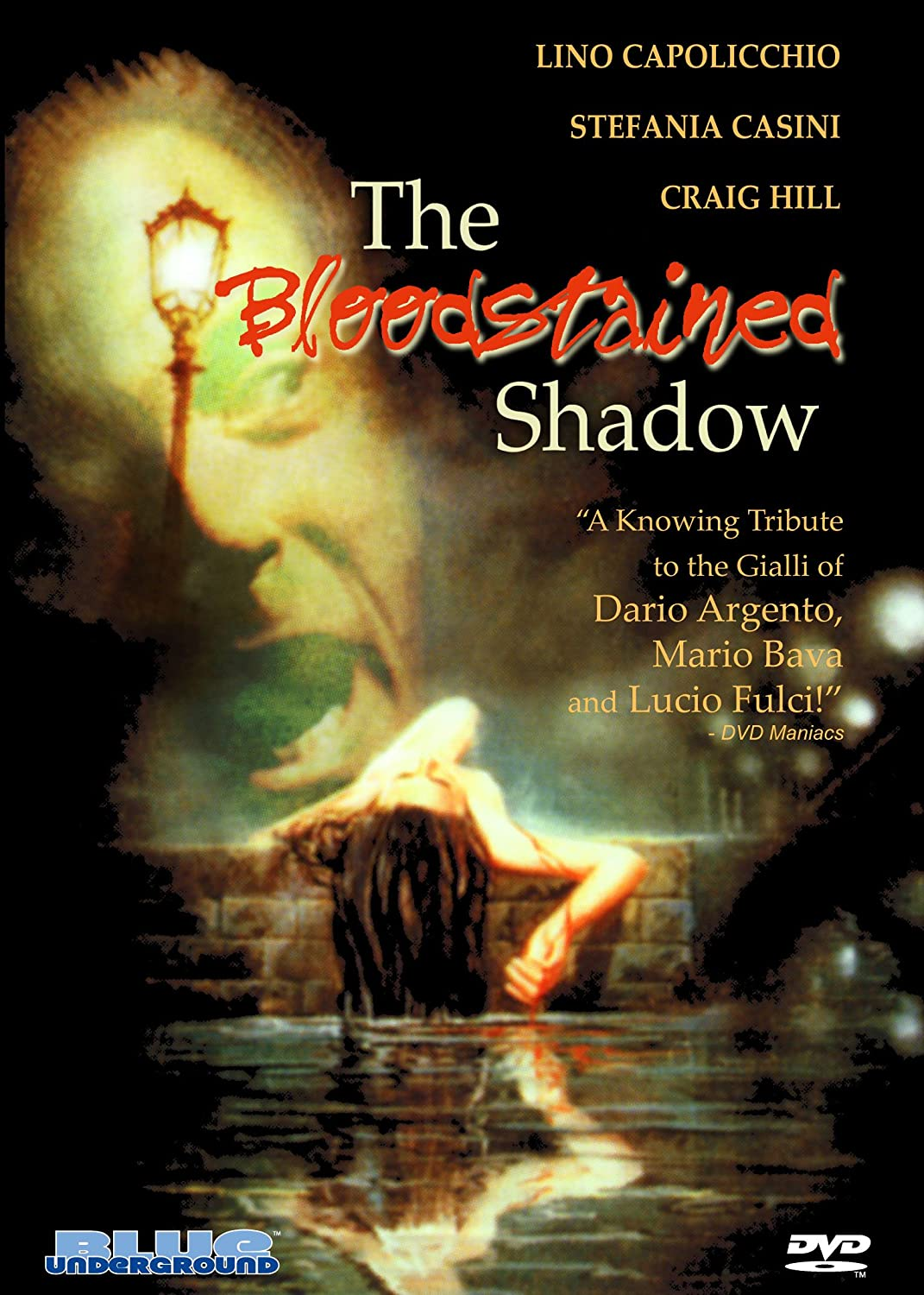 Amazon com: BLOODSTAINED SHADOW, THE: Lino Capolicchio