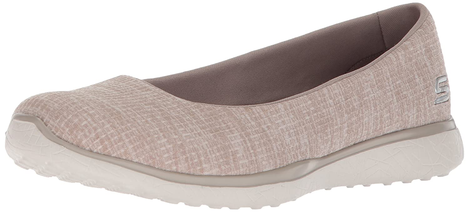 Skechers 23340 Microburst - Darling Dash Schuhes Schuhes Schuhes Taupe 3763e7