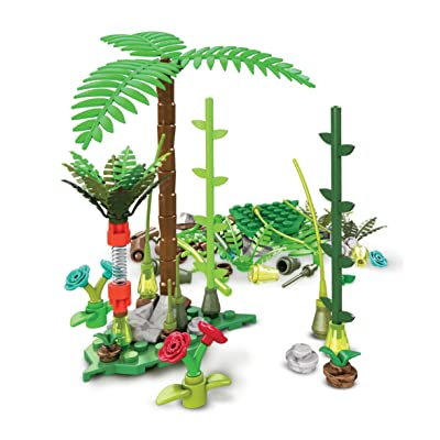 Mega Construx Inventions Tropical Building Set Booster: Toys & Games