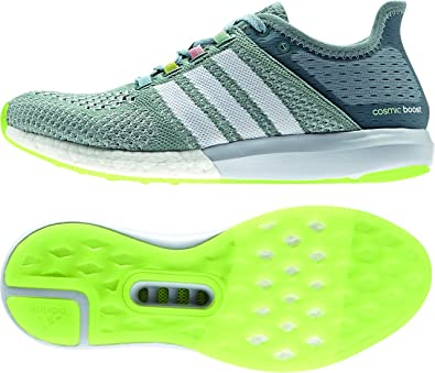 e206bf43ae03 adidas Climachill Cosmic Boost Women s Running Shoes - AW15-9 Grey ...