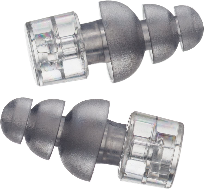 Standard Clear Stem Etymotic Research ER20XS High-Fidelity Earplugs
