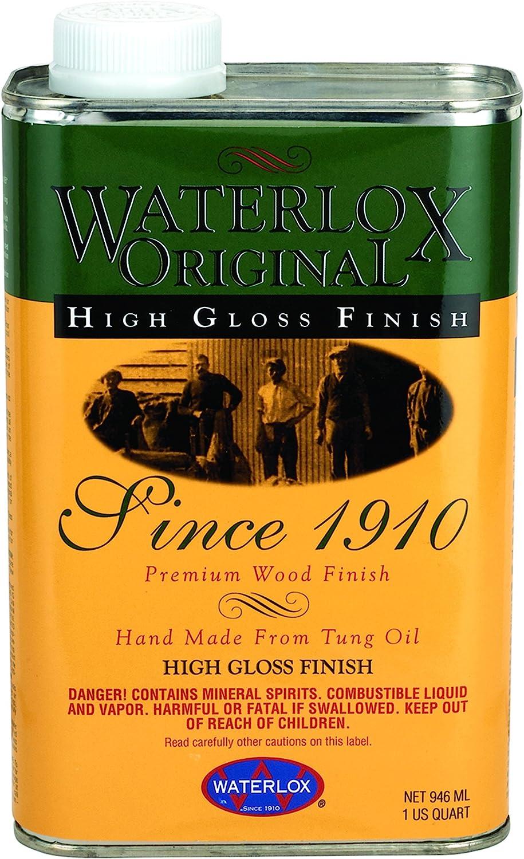 Waterlox Gloss Original Finish, Quart
