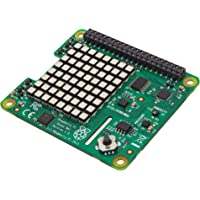 RASPBERRYPI-SENSEHAT Raspberry Pi Sense HAT with Orientation, Pressure, Humidity and Temperature Sensors