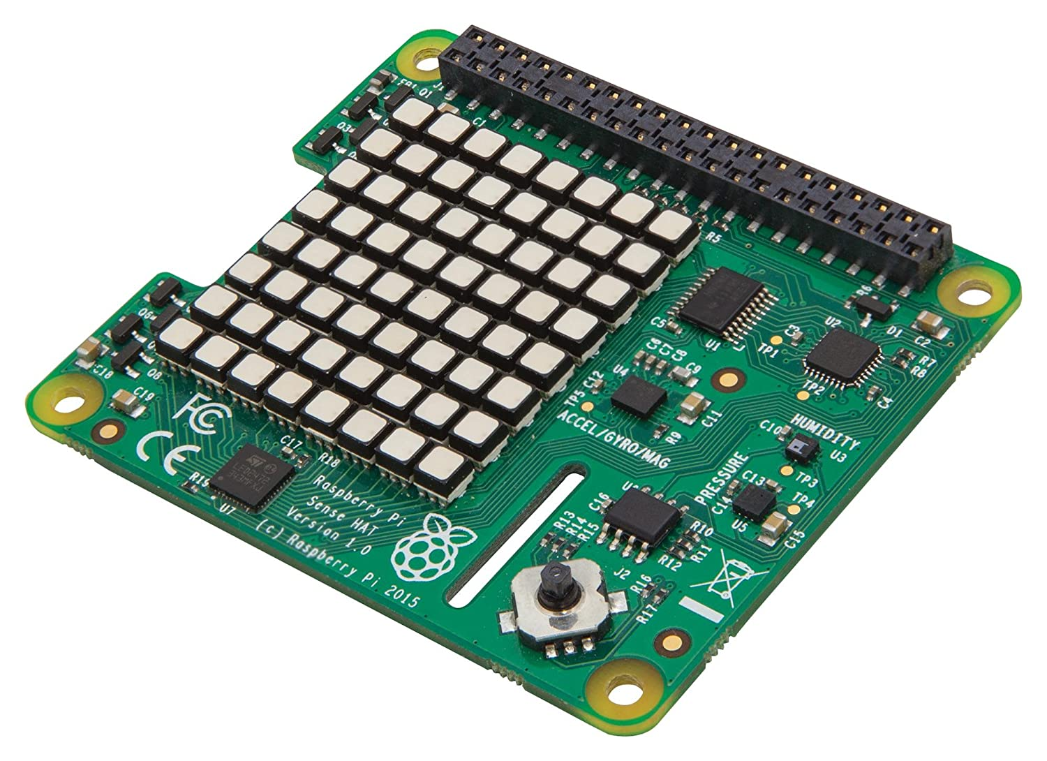 SENSE HAT Raspberry Pi