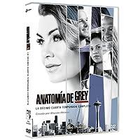 Anatomia De Grey. La Decimo Cuarta Temporada Completa [DVD]