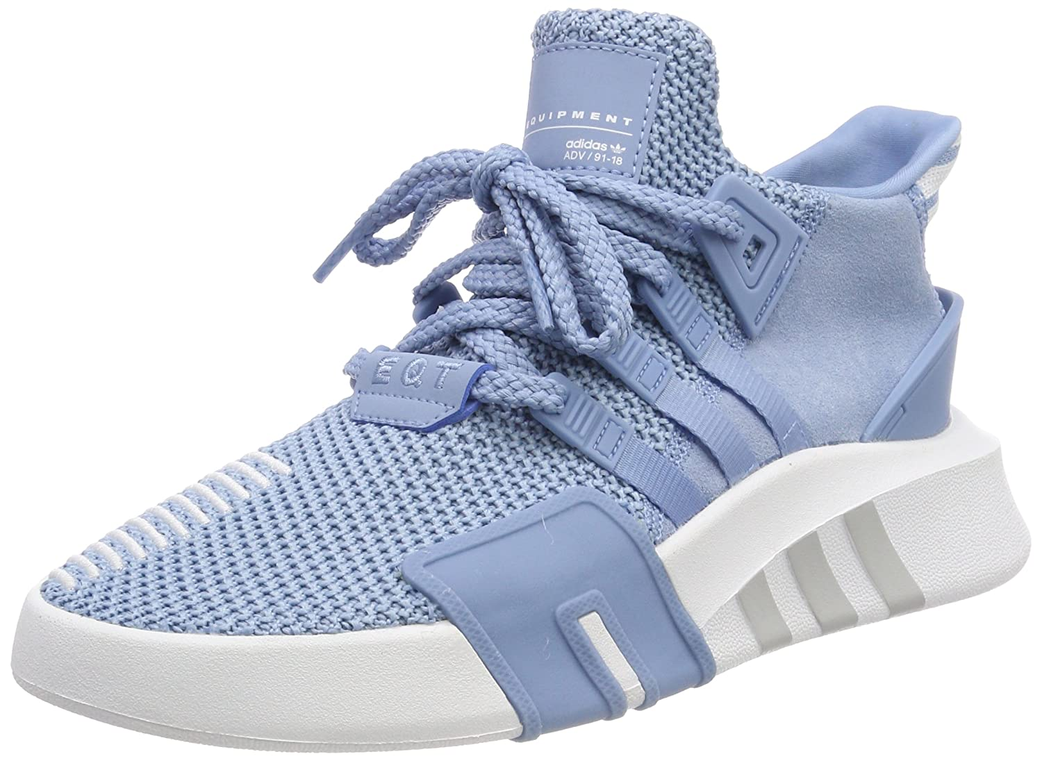 f095e3676541 adidas Originals Women s EQT Bask Adv W Ashblu Ftwwht Sneakers-7 UK India  (40.67 EU) (AC7353)  Buy Online at Low Prices in India - Amazon.in