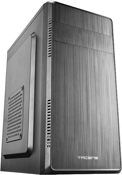 Tacens Anima ACM500, Caja PC MicroATX + Fuente PC 500W, Compacta ...