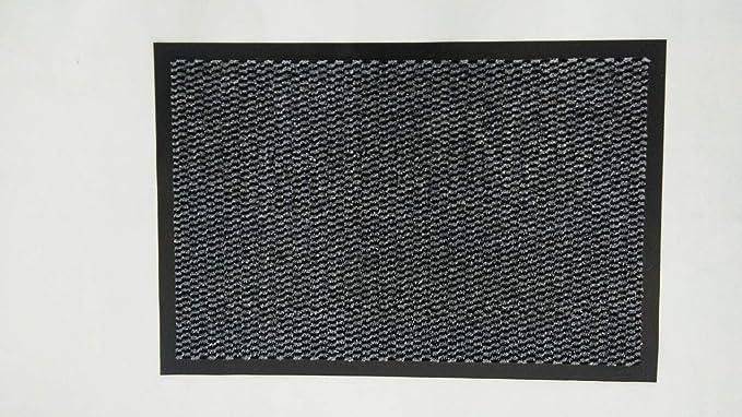 INTERHOME Tapis Anti POUSSIERE Gris 40 x 60 cm