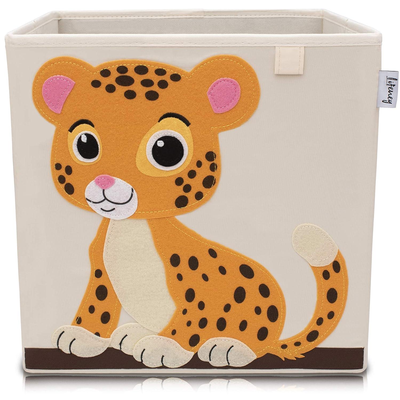 Lifeney Kinder Aufbewahrungsbox I praktische Aufbewahrungsbox f/ür jedes Kinderzimmer I Kinder Spielkiste I Niedliche Spielzeugbox I Korb zur Aufbewahrung von Kinder Spielsachen