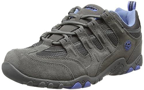 Hi-Tec Quadra Classic Womens, Zapatillas de Senderismo para Mujer: Amazon.es: Zapatos y complementos