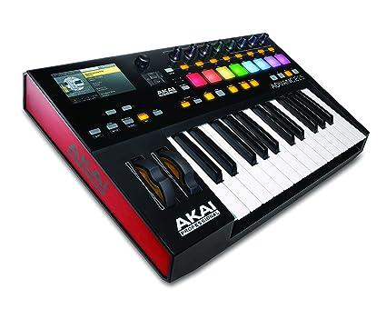 Akai Professional Advance 25 - Controlador USB/MIDI de teclado con X/Y pad