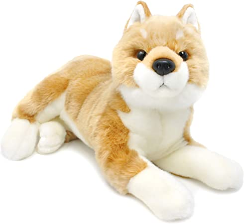 Sakura The Shiba Inu - 13 Inch Stuffed Animal Plush - by Tiger Tale Toys