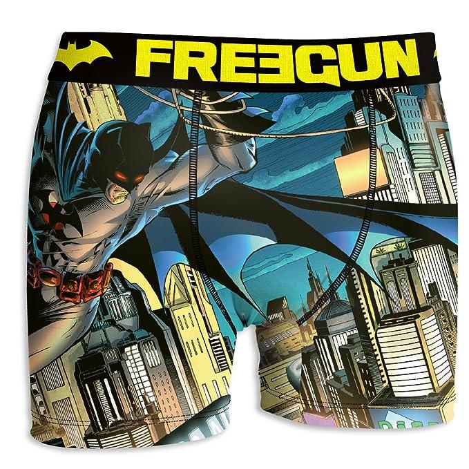 Freegun Bóxer para Hombre DC Comics Justice League Batman 5dUXgd