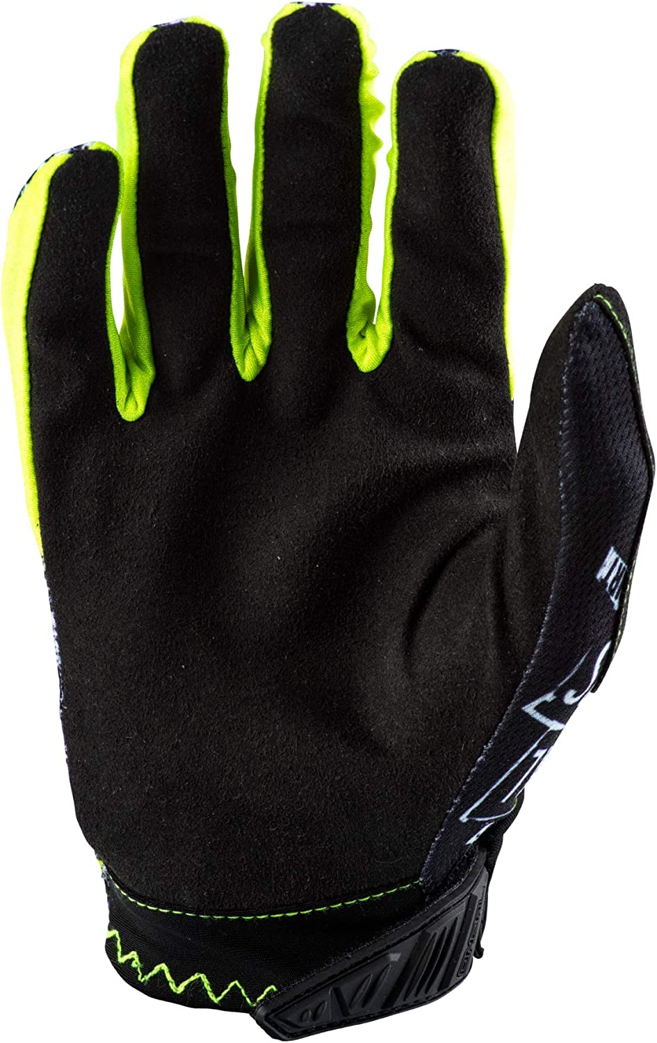 ONEAL Matrix Attack Youth Kinder MX DH FR Handschuhe schwarz//gelb 2020 Oneal