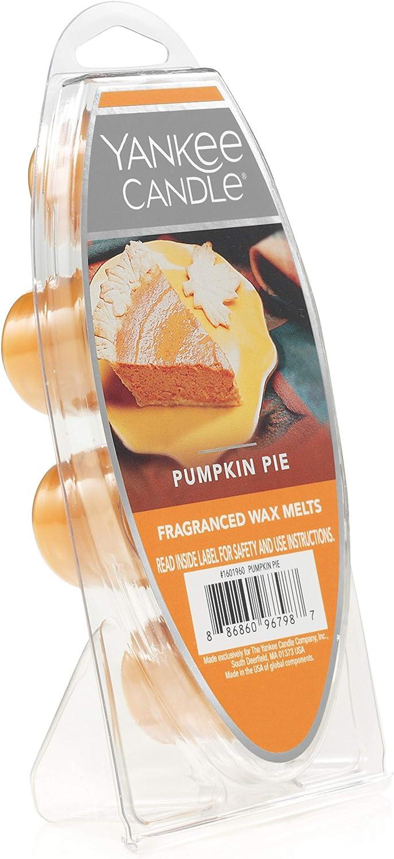 Yankee Candle USA Rare Pumpkin Pie Wax Tart
