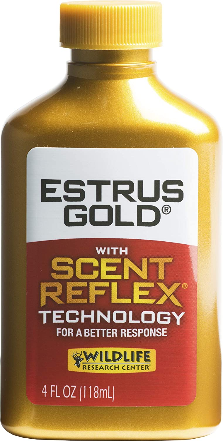 Wildlife Research Estrus Gold Synthetic 4 oz.