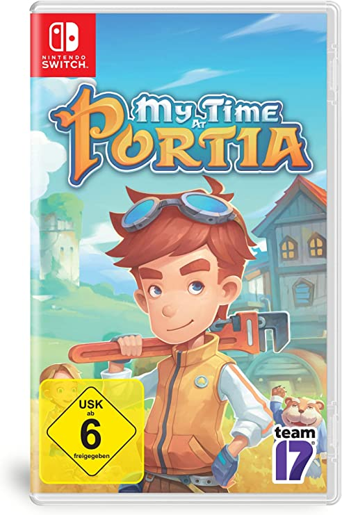 My Time at Portia (Nintendo Switch): Amazon.es: Videojuegos