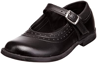 innovative design presenting the sale of shoes Toughees Girl's Kate Shoes Black 6 UK: Amazon.co.uk: Shoes & Bags