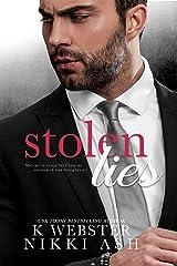 Stolen Lies (Truths and Lies Duet Book 2) Kindle Edition
