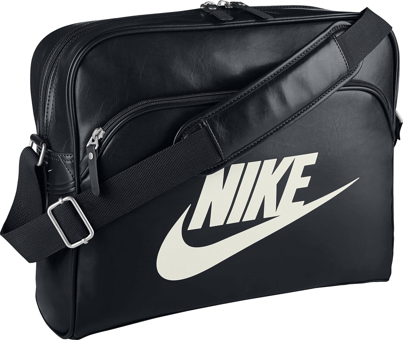Nike Herren Tasche Black/Sail 40.5 x 30.5 x 12.5 cm 21.5 Liter BA4271-019