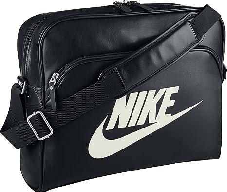 Nike Heritage x SI Track Bolso bandolera (40 x 32 x Heritage 12 cm) color 69fc65