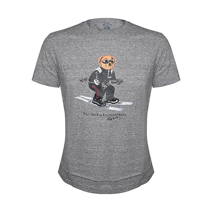 2e1c49973 Amazon.com: Polo Ralph Lauren Mens Limited Polo Bear T-Shirt: Clothing